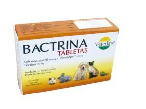 Bactrina tabletas